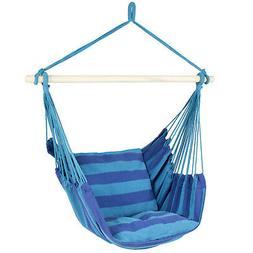 BCP Hammock Hanging Rope Chair Porch Swing