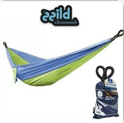 bliss to go hammock in a bag