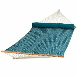 Algoma Net Company 13` Reversible Quilted Hammock w/ Matchin