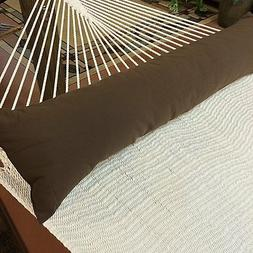 Double Hammock Pillow - 50 inch - Weather Resistant Olefin P