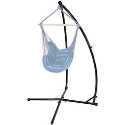 Sunnydaze Durable X-Stand for Hanging Hammock Chairs