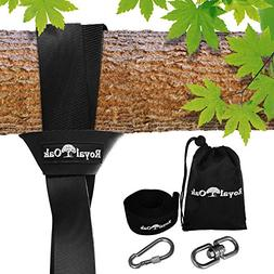 EASY HANG  TREE SWING STRAP - Holds 2200lbs. - Heavy Duty Ca