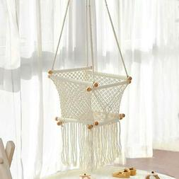 Eco -Friendly Hanging Swing Seat Hammock Chair for Infant to