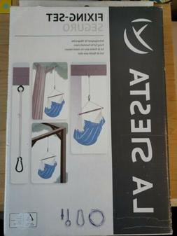 La Siesta Fixing-Set Universal Rope for Hammock Chairs
