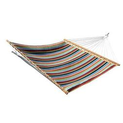 Hammock 13 ft. Sunbrella Quilted Reversible Multi Layer in C