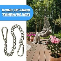 Hammock Hanging Chair Accessories Kit Stainless Steel Swing