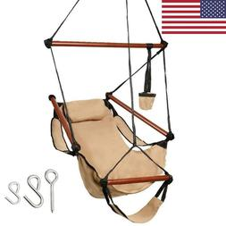Hammock Hanging Chair Air Deluxe Sky Swing Outdoor Chair Sol