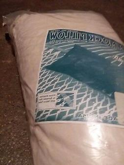 Algoma Hammock Pillow Large All Natural Cotton Stay Put Stra