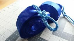 Hammock Straps 18 foot long lightweight polyester with soft