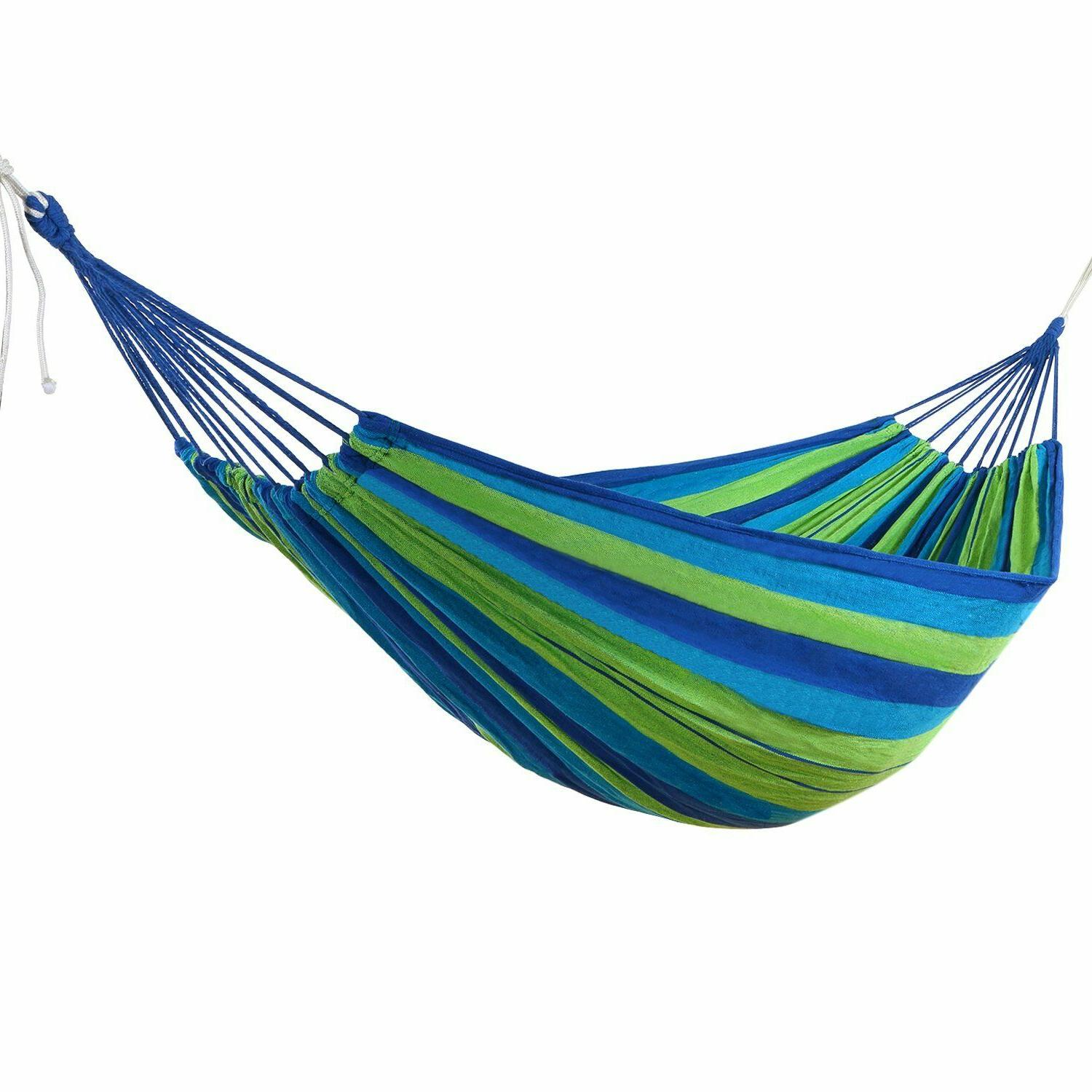 2 Person Hanging Camping Hammock weight