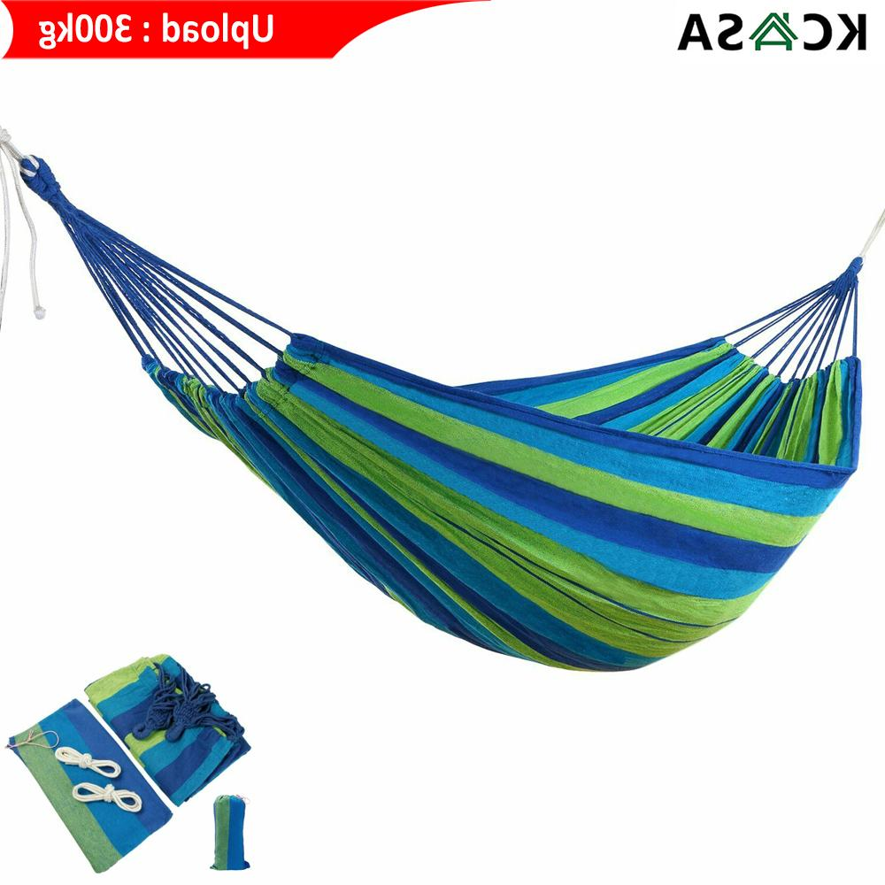 2 person portable travel hanging camping bed