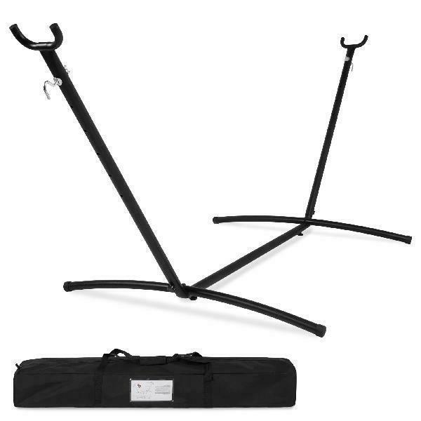 Best Choice Products 9 Ft. Hammock Stand W/ Carrying Case