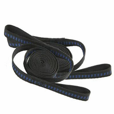 Outdoor Hammock Strap Tree Hanging Belt Camping Replacement