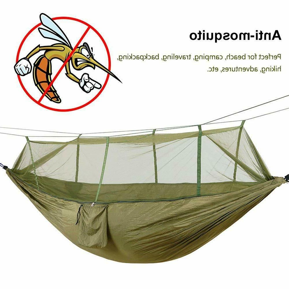 Camping with Mosquito Tent Bed Swing Chair Outdoor