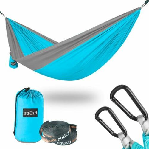 Camping Outdoor Tree with 2 Adjustable Hanging