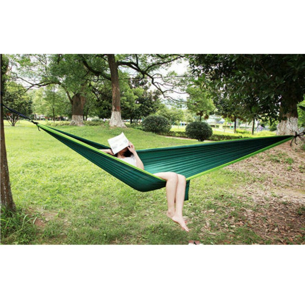 Camping Hammock Outdoor Double Bed