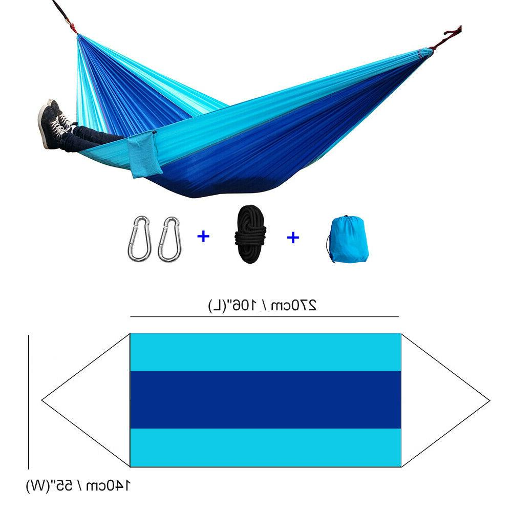 Camping Hammock Two Person Double Tent