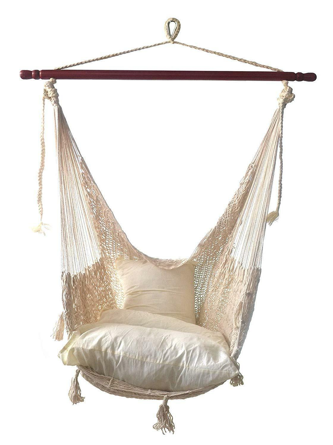 chair hammock deluxe natural