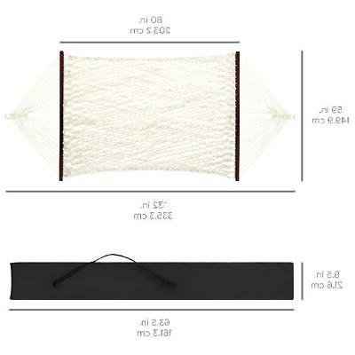 Cotton Hammock With Comfort Relaxing