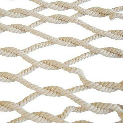 "Budge Rope Hammock, 55"" Bright White"