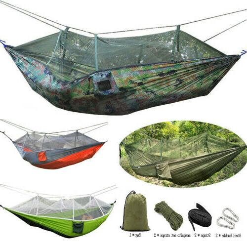 Double Camping Mosquito Net Hanging