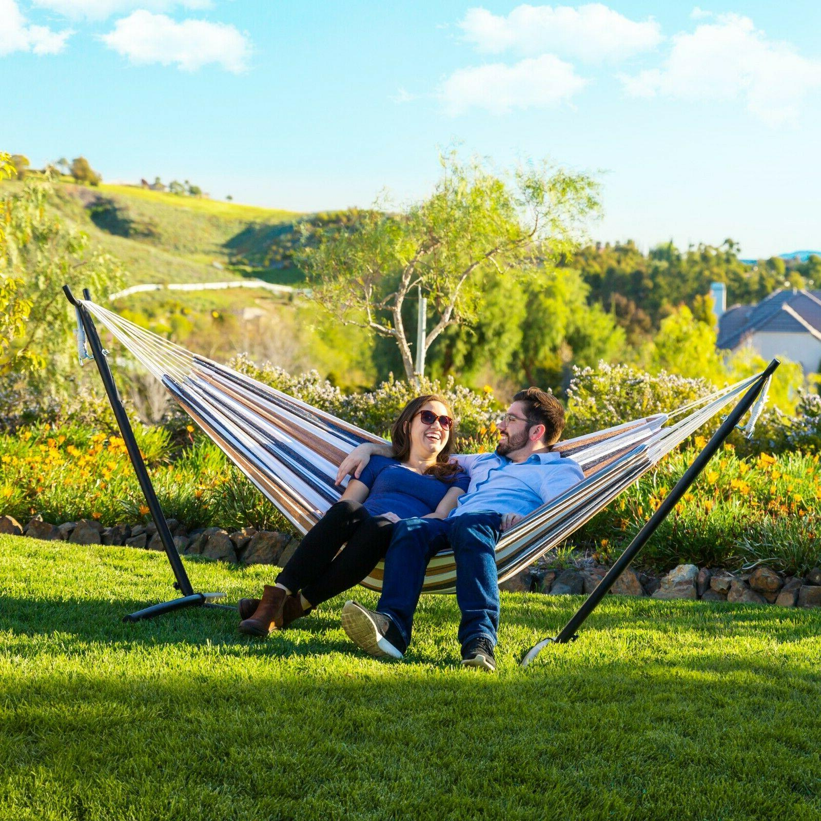Best Products Double Hammock Set Accessories -