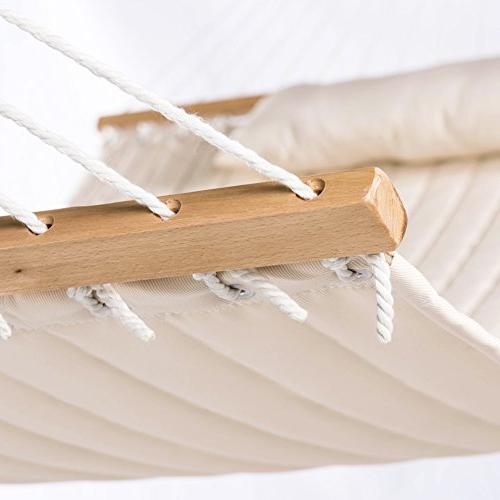 Lazy Hammocks Quilted Fabric Pillow, 55'',