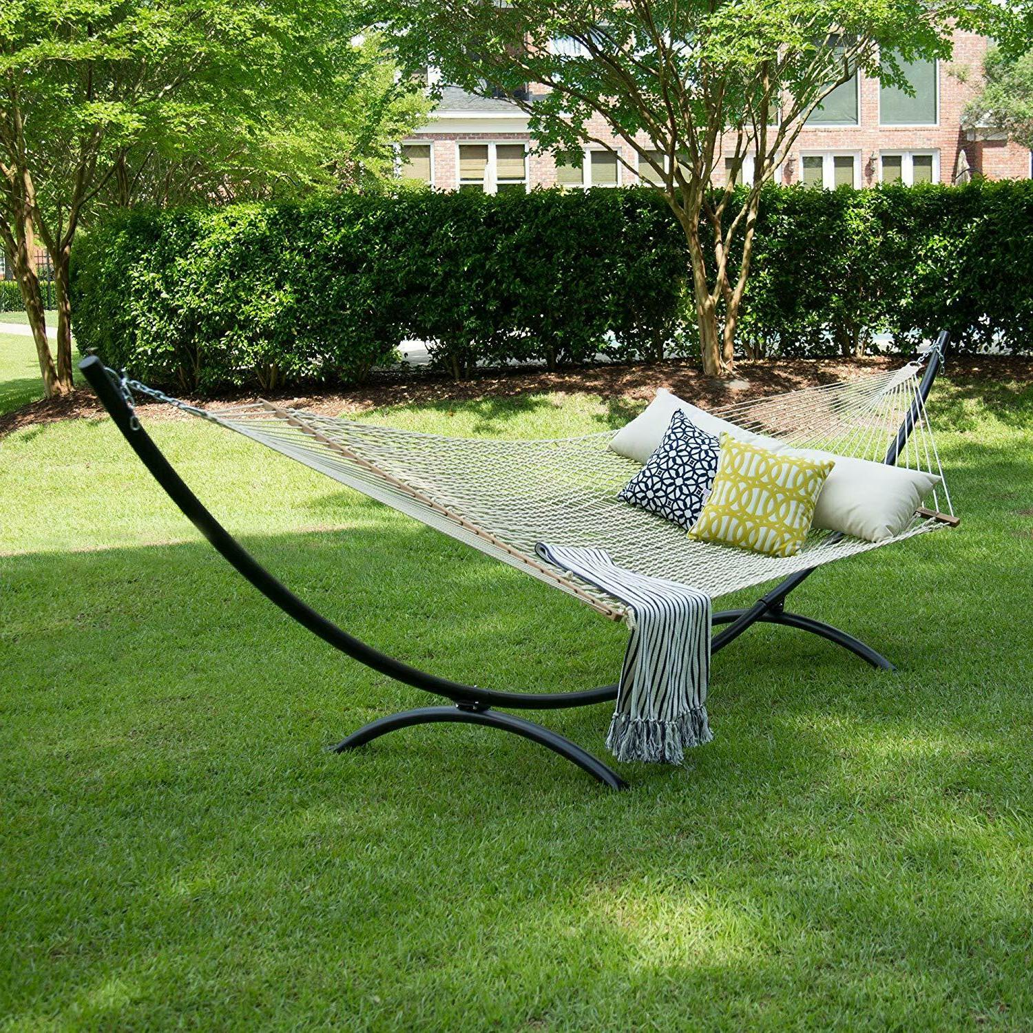 duracord rope hammock deluxe new