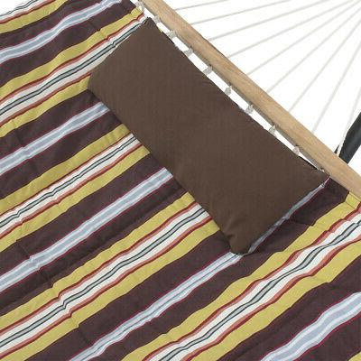 NEW 12 Hammock with Stand Pillow,