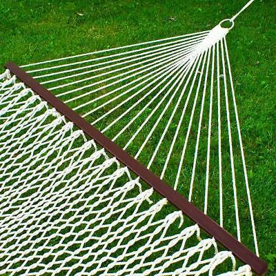 NEW PAWLEYS COTTON HAMMOCK SALE NATURAL 13 ft.