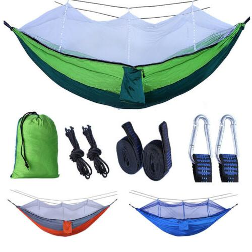 2 person travel outdoor camping tent hanging