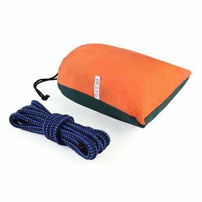 Portable Camping Canvas Swing Bed Beach w/ j0