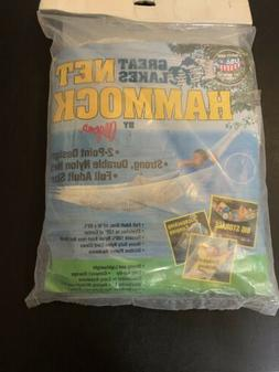 Algoma Net Hammock Great Lakes New Old Stock