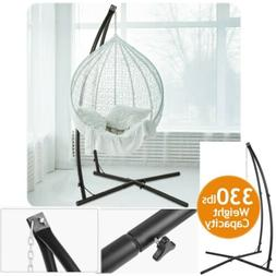 New Hammock C Stand Solid Steel Construction For Hanging Air