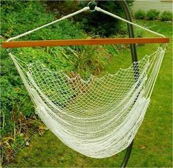 Algoma Nylon Rope Hanging Chair
