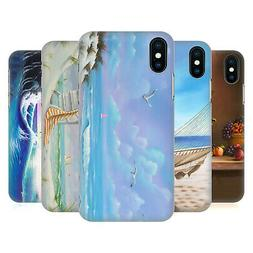 OFFICIAL GENO PEOPLES ART HOLIDAY BACK CASE FOR APPLE iPHONE