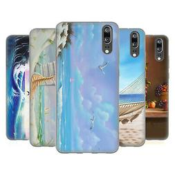 OFFICIAL GENO PEOPLES ART HOLIDAY GEL CASE FOR HUAWEI PHONES