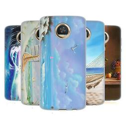 OFFICIAL GENO PEOPLES ART HOLIDAY GEL CASE FOR MOTOROLA PHON