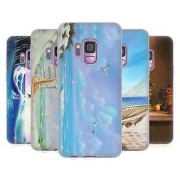OFFICIAL GENO PEOPLES ART HOLIDAY GEL CASE FOR SAMSUNG PHONE
