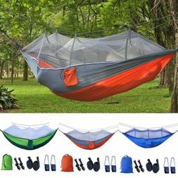 outdoor camping double person travel tent hanging