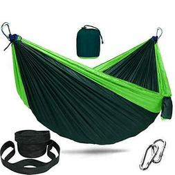 Parachute Backpacking Hammock Double Travel Outdoor Camping