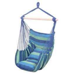 Patio Porch Hanging Rope Chair Garden Swing Seat Indoor Outd