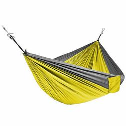 Best Choice Products Portable Parachute Hammock Nylon Hangin