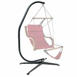 Best Choice Products New Steel C Stand For Hammock Air Chair