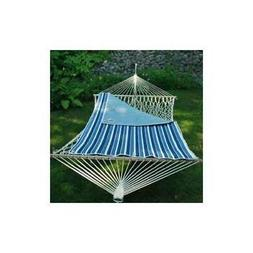 Quilted Reversible Weather-Resistant Hammock Pad