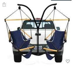 Hammaka Trailer Hitch Stand and Cradle Tailgating Chairs Com
